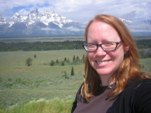 Photo of Danielle Whittaker in Grand Teton National Park