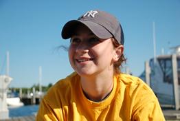 Photo of Megan Larsen