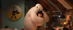 "Figure 1. The soft humanoid robot Baymax from the animation ""Big Hero 6"". Source: http://www.awn.com/animationworld/don-hall-and-chris-williams-talk-disneys-big-hero-6"